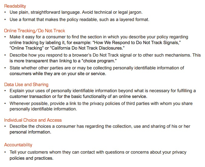 a4f26c60c1d Privacy Policies for Ecommerce Stores - Free Privacy Policy