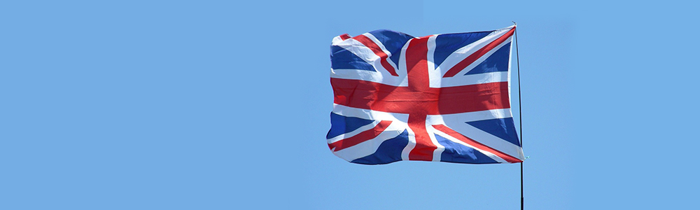 Flag of UK (Great Britain)