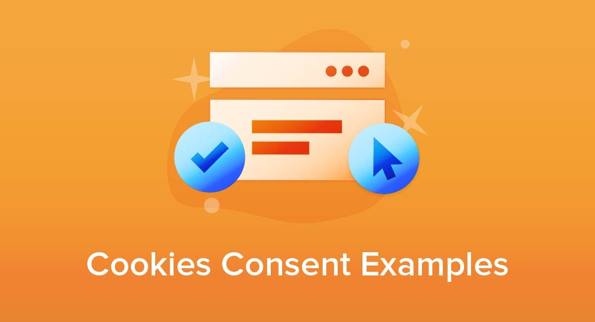 Cookies Consent Examples