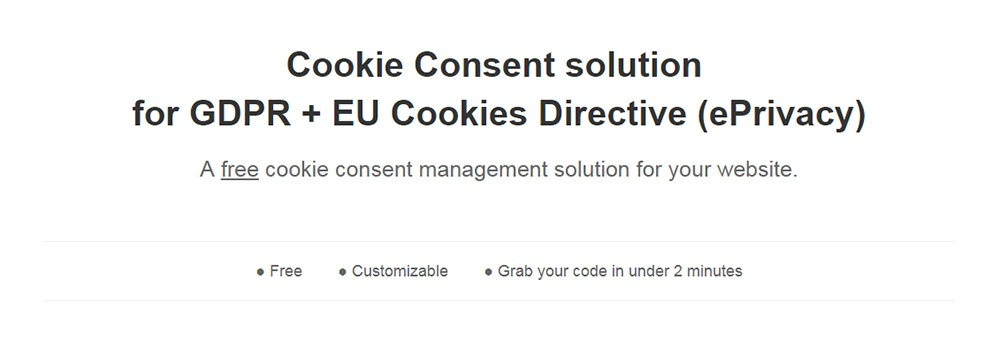 FreePrivacyPolicy: Cookies Consent - page introduction