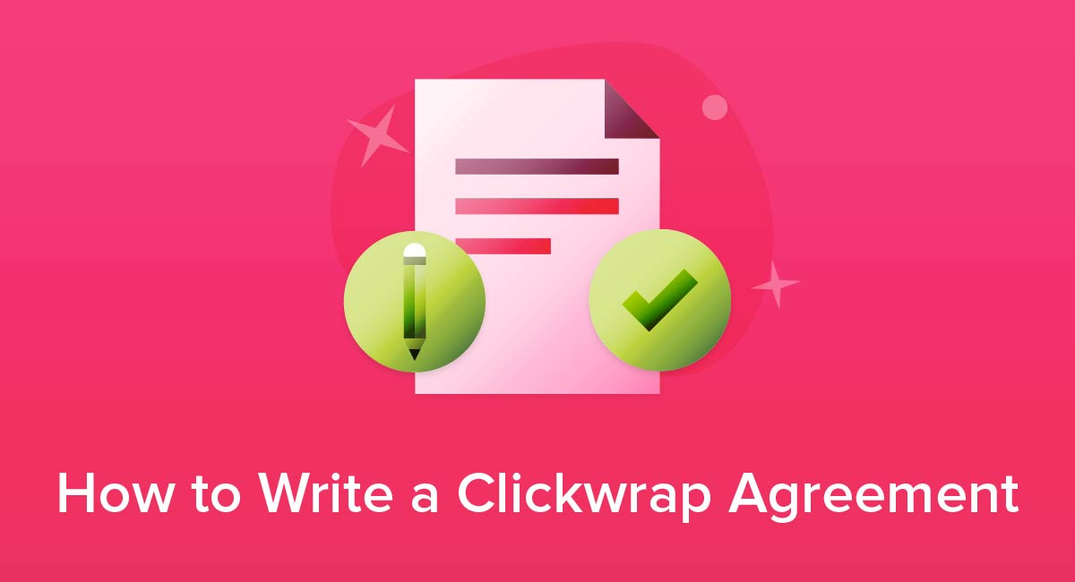 How To Write A Clickwrap Agreement Free Privacy Policy
