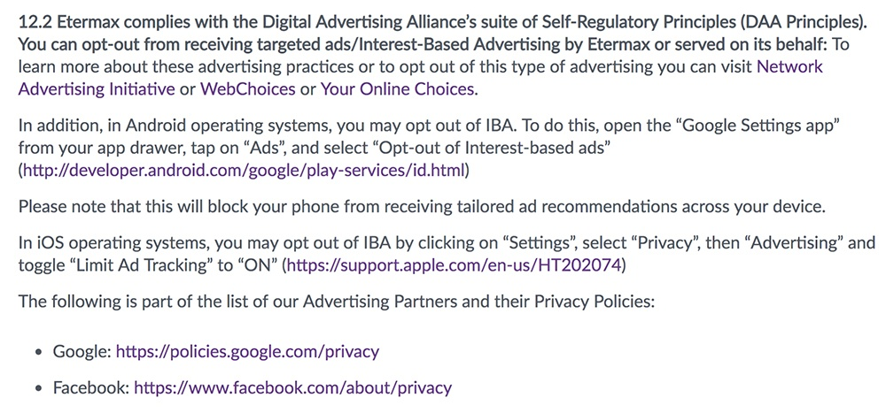 Using AdMob? You Need a Privacy Policy - Free Privacy Policy