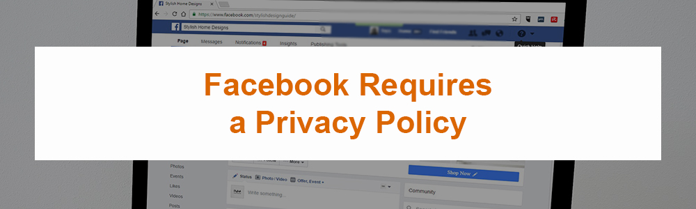 A Privacy Policy For Facebook Apps Why And How Free Privacy Policy