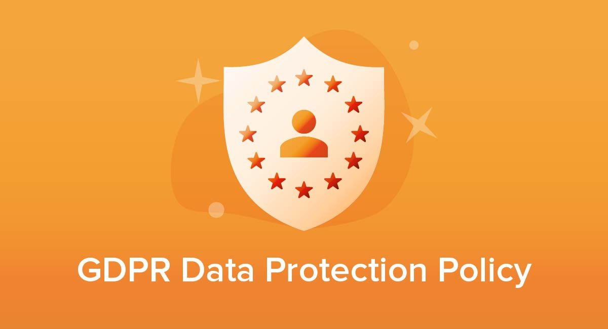 GDPR Data Protection Policy