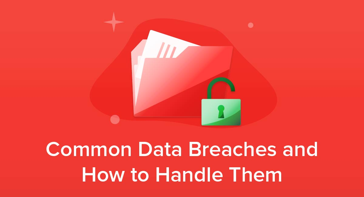 Common Data Breaches and How to Handle Them