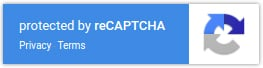 reCAPTCHA invisible badge icon
