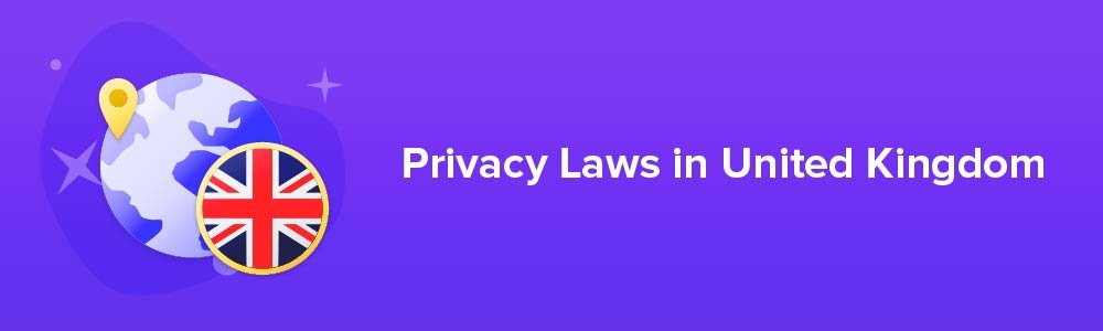 Privacy Laws in United Kingdom