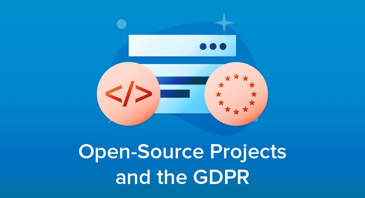 Open-Source Projects and the GDPR