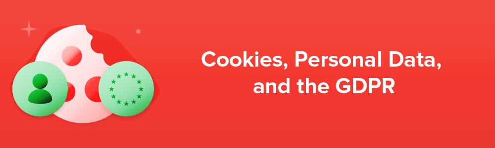 Cookies, Personal Data, and the GDPR