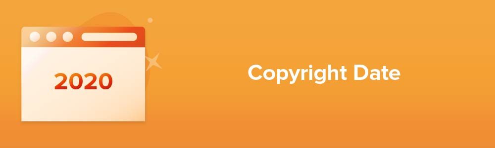 Copyright Date