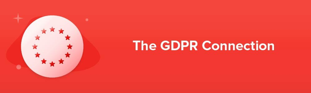 The GDPR Connection
