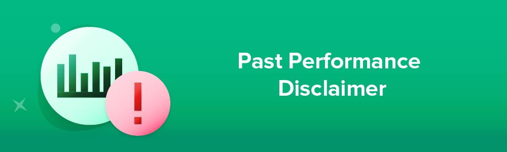 Past Performance Disclaimer