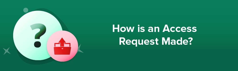 How is an Access Request Made?