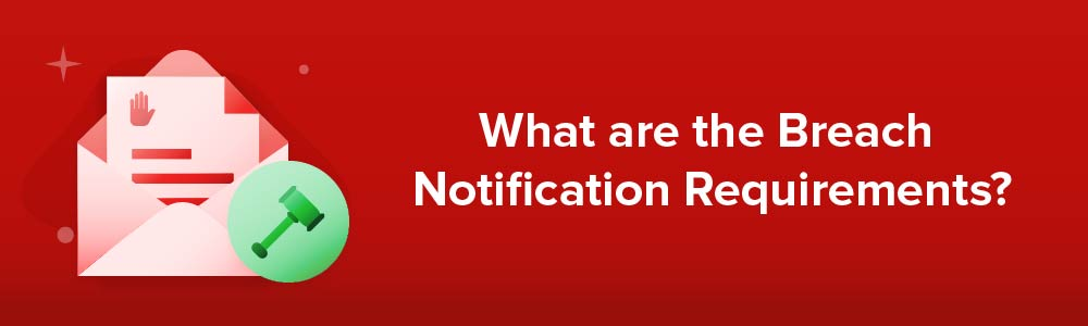 What are the Breach Notification Requirements?