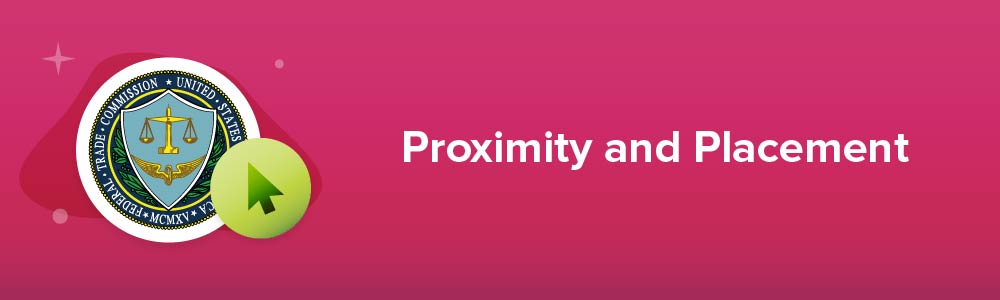 Proximity and Placement