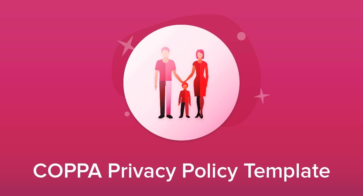 COPPA Privacy Policy Template
