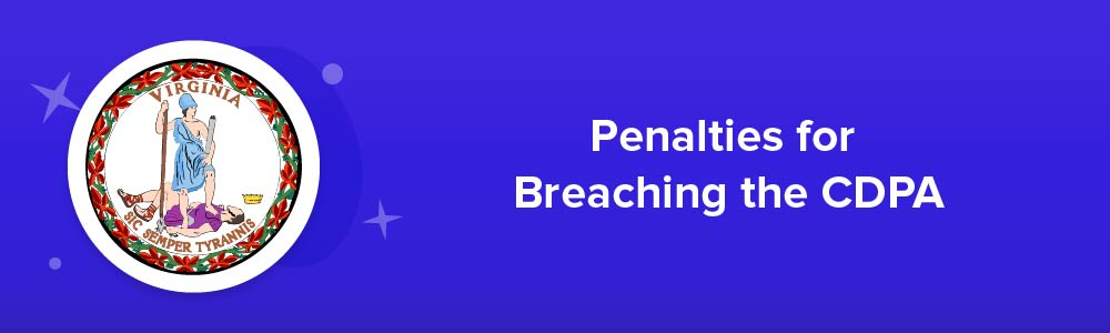 Penalties For Breaching the CDPA