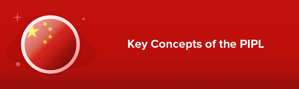 Key Concepts of the PIPL